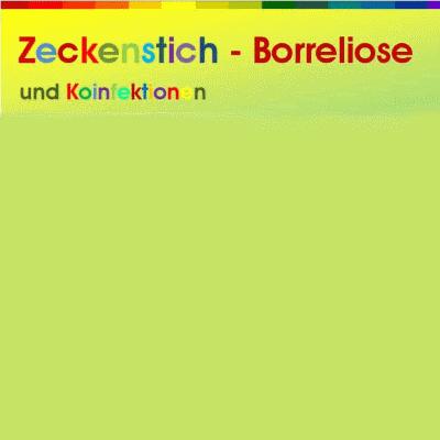 Borreliose-Aufklärung-Flyer